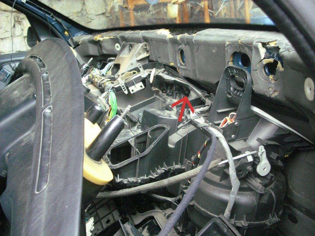 Zx 1 9 td chauffage fuite circuit de chauffage habitacle - Comment demonter un radiateur ...